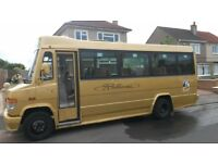 MERCEDES BENZ 24 SEATER COACH **NO TIME WASTERS**