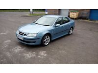selling my wifes Saab 9-3 1.9 sport TID Anniversary edition lovely car to drive