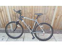 Saracen Rufftrax Mens 20 inch Mountain Bike