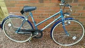Bike (Vintage Ladies bike)
