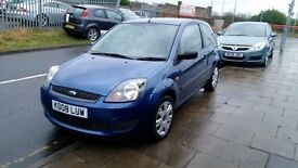 Ford Fiesta 1.25 Style Climate 3dr FULL SERVICE HISTORY