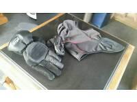 Gloves and Balaclava