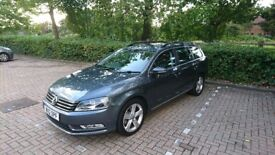 Volkswagen Passat 2.0 TDI Bluemotion (140),grey,2012,estate,81 000 miles