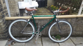 Single speed/Fixed Gear - State bicycle Ranger 2.0