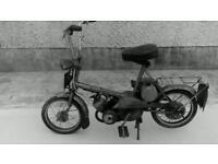 Raleigh wisp moped