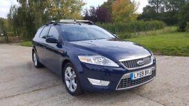 2010 Ford Mondeo Estate 2.0TDCi Titanium X 1 Owner Full Main Dealer S.History