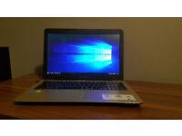 Laptop Asus i7/12GB/1TB Geforce 840M