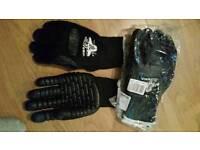 Anti vibration gloves x 3