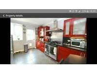 *SOLD* Raffello High Gloss Red Cooke & Lewis kitchen doors