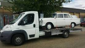 CAR RECOVERY VANS LONDON, GREENFORD, EALING, SOUTHALL, RICHMOND, CHISWICK, START CAR SERVICE