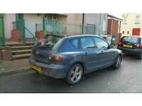 07 reg Mazda3
