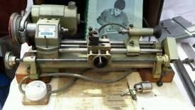 Elliot Unimat (EMCO) model maker lathe