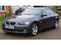 BMW 3 SERIES 2.0 320D SE 2d AUTO 175 BHP PARKING SENSORS, SERVICE RECORD AUTOMATIC, 1 Previous Own