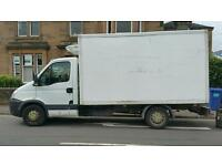 COLD STORAGE UNIT/FRIDGE from Iveco Daily £300 ono