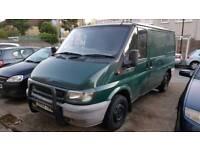 Ford transit 2.0 tddi 2002