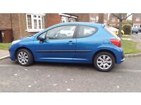 Peugeot 207 s HDi 2007 - Low Mileage - 1 Previous Owner