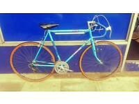 Carlton Road racer touring bike bicycle