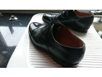 MENS LEATHER PARADE (RAF ETC) SHOES SIZE 9 CHESTER/WIRRAL LIVERPOOL