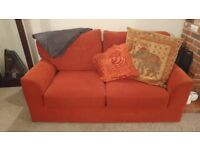 Sofa bed - ideal for overnight guests - very good condition