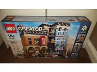 LEGO Creator 10246, Detective's Office. Brand New & Sealed