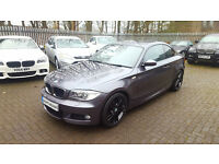 2008 BMW 120d M Sport Coupe, 1 owner, Full BMW Service History
