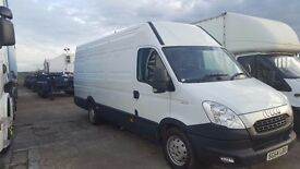 2015 -64 plate iveco daily 35s13 -3950 lwb van one owner