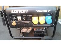 Loncin LC5000D-F petrol generator