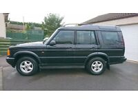 1999 (V Reg) Land Rover DISCOVERY 2.5 TD5 GS 7 Seater