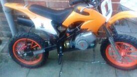 Mini motor 50 cc