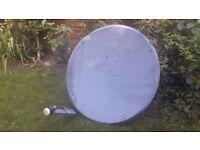 110cm Satellite Dish