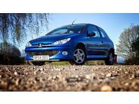 Peugeot 206 Sport Edition   1.4   16V   2004   3dr   petrol   only 81K miles