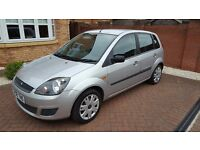 Ford Fiesta 3dr Petrol 2006 - 12 Months MOT - Low Mileage 43,958 - New Cambelt