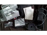KENWOOD KRC-956RL + KDC-C600 ~ Radio/Tape/CD Control & 10 Disc CD Changer