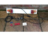 Trailer board and full wiring kit