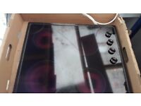 **DIPLOMAT** 4 RING CERAMIC ELECTRIC HOB**GOOD CONDITION**COLLECTION\DELIVERY**