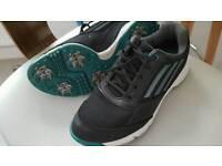 Boy's Adidas Golf Shoes Size 2