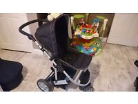 Mamas & Papas baby pushchair