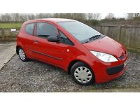 Mitsubishi COLT RED, 1.1, 2006. One owner from New! Bristol, Thornbury.