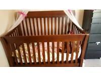 Soild wood nursery set