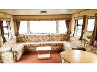 3 Bedroom Static Caravan for Sale, Pet Friendly,12 months,5* Facilities,Beach Access,4 Indoor Pools