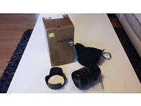 Nikon 18-200mm f/3.5-5.6G ED VR II AF-S DX mint condition