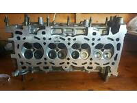 Ford mondeo mk3 cylinder head + valves & springs