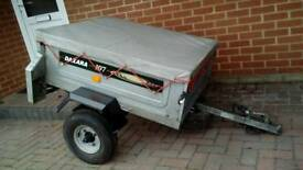 Galvernised trailer ..Can deliver