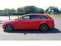 Audi A4 1.8TFSI ESTATE 2013 S4 STYLE px