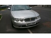 automatic rover 75 2.0 diesel bmw chain driven engine brilliant runner give away offer!!!!!!!!!!!!!!