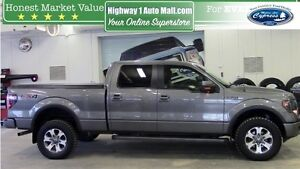 2014 Ford F-150 FX4 (Remote Start  Navigation  Moon Roof)