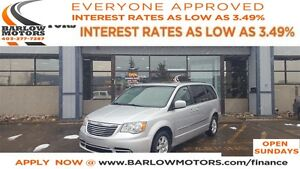 2012 Chrysler Town & Country Touring  (APPLY NOW DRIVE NOW)