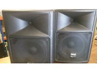 Img Stageline PAB-112/Sw Speakers - Collection Only.