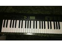 Casio keyboard for sale.