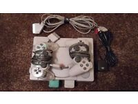 SONY PLAYSTATION 1 CONSOLE (PS1)